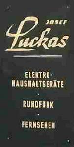 Das Schild des Elektrobetriebs im Jahr 1921